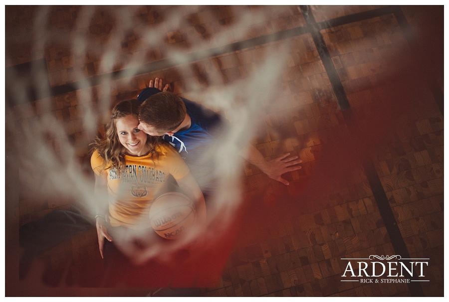 laramie engagement photos